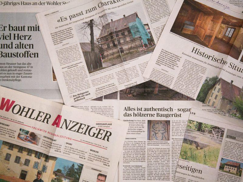 Presseberichte 2017