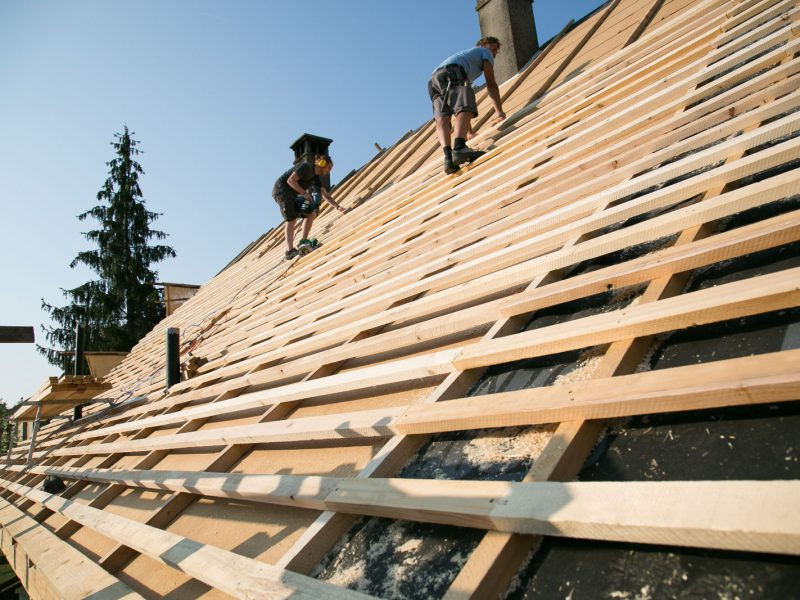 Das Dach, Teil 2